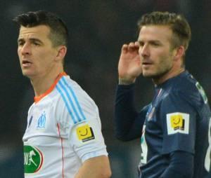 Joey Barton, un Anglais moins populaire que Beckham