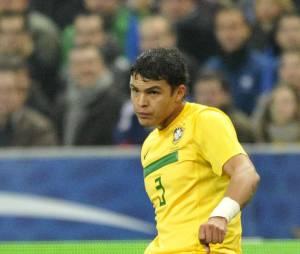 Thiago Silva n'a pas la langue dans sa poche