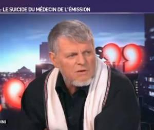 Gégé, ancien participant de Koh Lanta, a craqué en évoquant le suicide de Thierry Costa, le médecin de l'émission, sur le plateau de Vous êtes en direct...