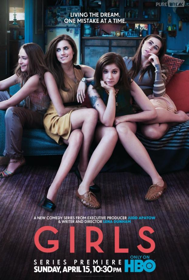 Girls saison 3 en vostfr