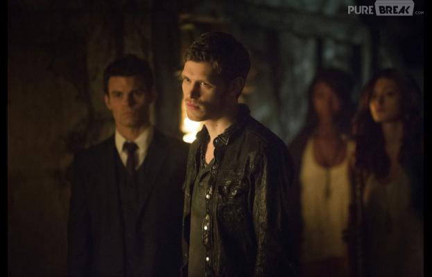 Premières images de The Originals, l'épisode dédié au spin-off de Vampire Diaries