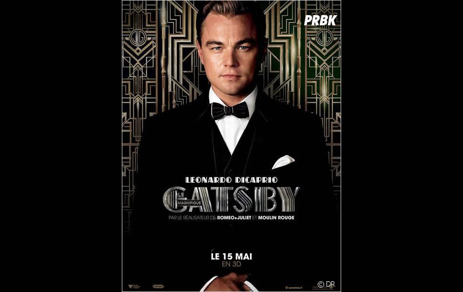 Leonardo DiCaprio joue Gatsby le Magnifique
