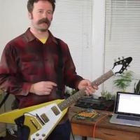 Marre de taper sur le clavier ? Branchez les guitares !