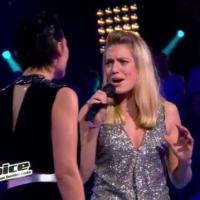 Aurore Delplace et Kareen Antonn (The Voice 2) : Une Battle explosive sur You Raise me Up de Josh Groban