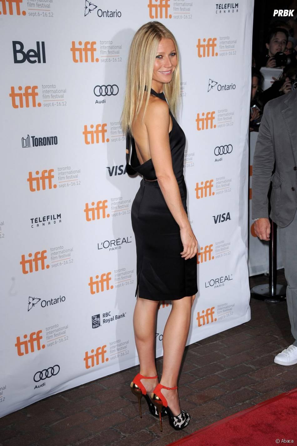 Gwyneth Paltrow, une vraie bombe à 40 ans