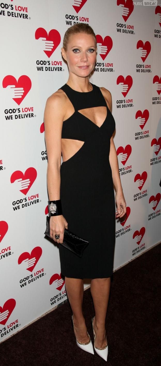 Gwyneth Paltrow est fière de son corps