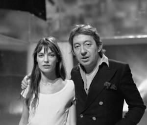 Jane Birkin a autorisé un arrêt Serge Gainsbourg