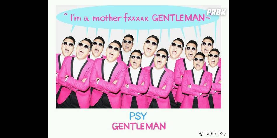 Psy vient de dévoiler Gentleman, son dernier single