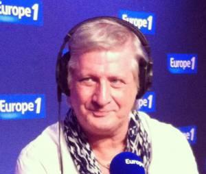 Patrick Sébastien, invité Des Clics et des Claques sur Europe 1 le 11 avril 2013