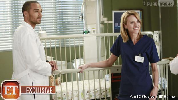 Premières images d'Hilarie Burton dans Grey's Anatomy