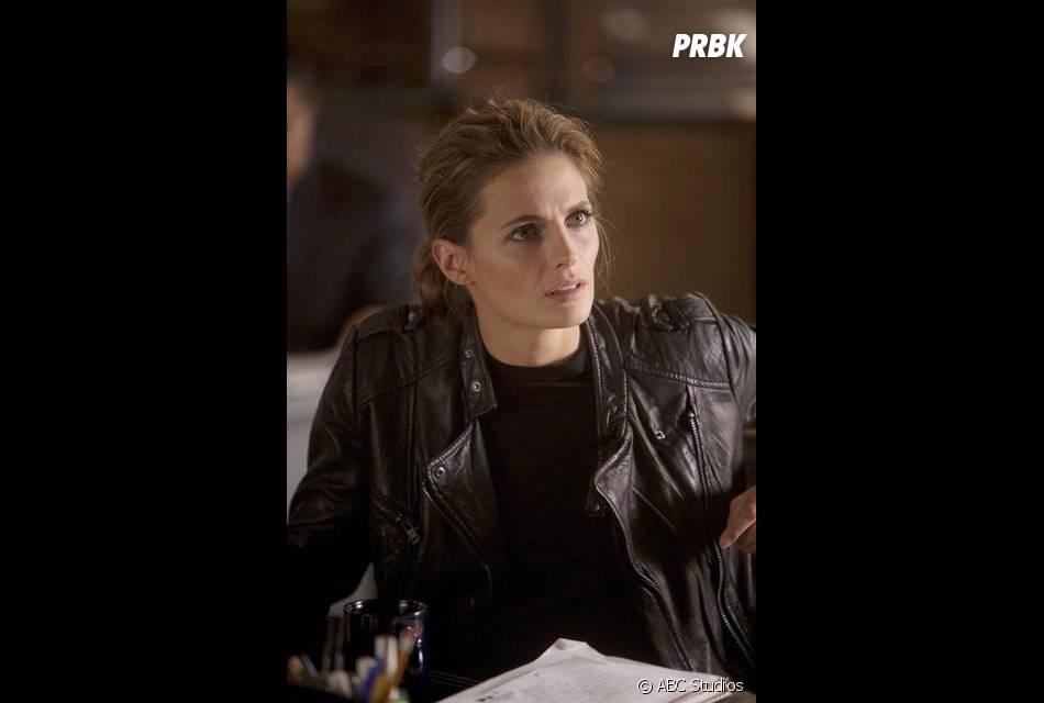 Beckett en danger dans la saison 5 de Castle