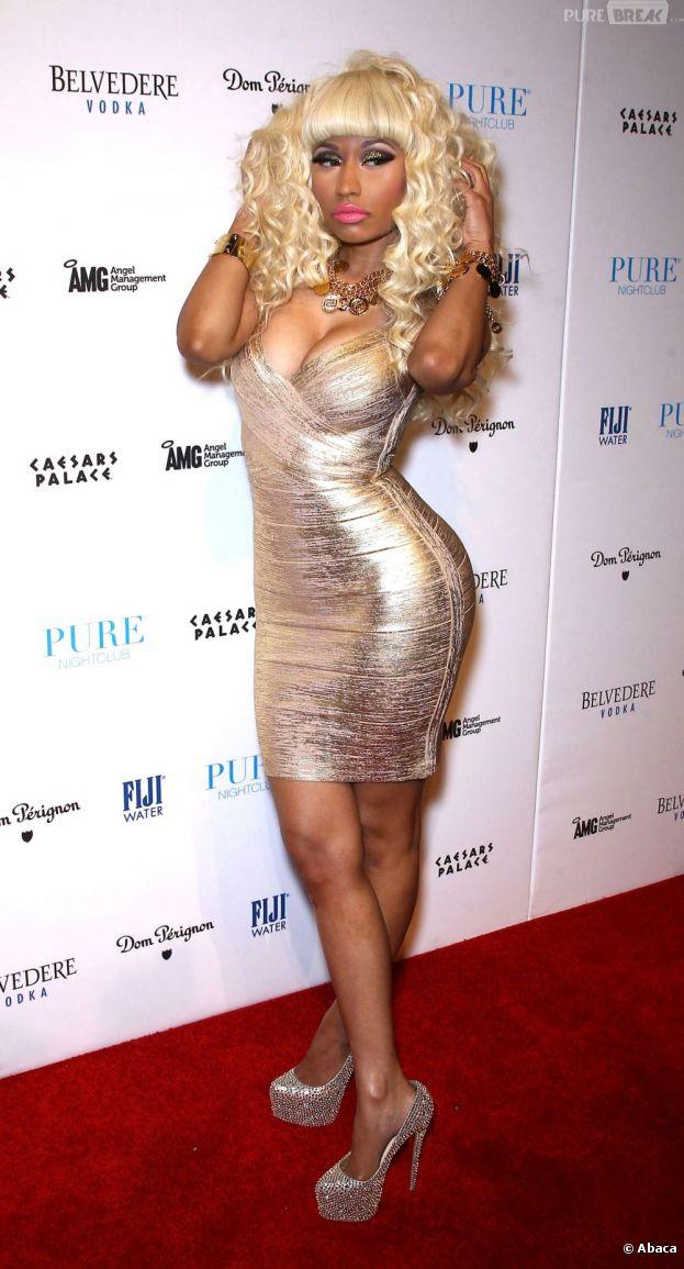 Nicki Minaj aurait trouvé un rôle dans le prochain film de Ridley Scott
