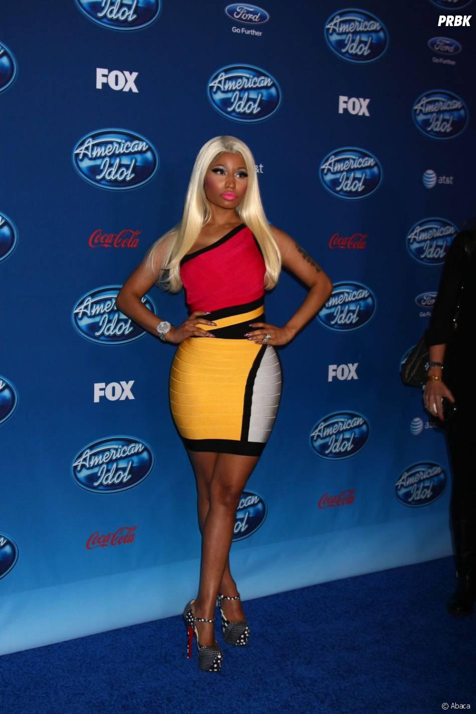 Nicki Minaj deviendra t-elle une grande actrice ?