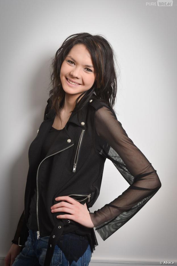 Sophie-Tith, gagnante de la Nouvelle Star 2013, prépare son premier album