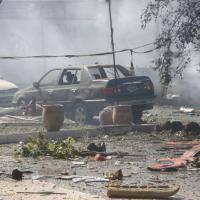 Libye : attentat contre l'ambassade de France, 2 gardes blessés