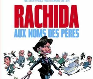 Rachida Dati compte demander l'interdiction de la BD Au Nom des Pères, la mettant en scène
