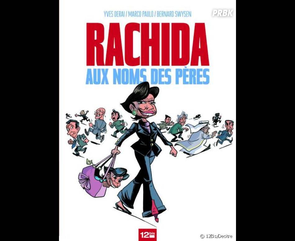 Rachida Dati compte demander l'interdiction de la BD  Au Nom des Pères , la mettant en scène