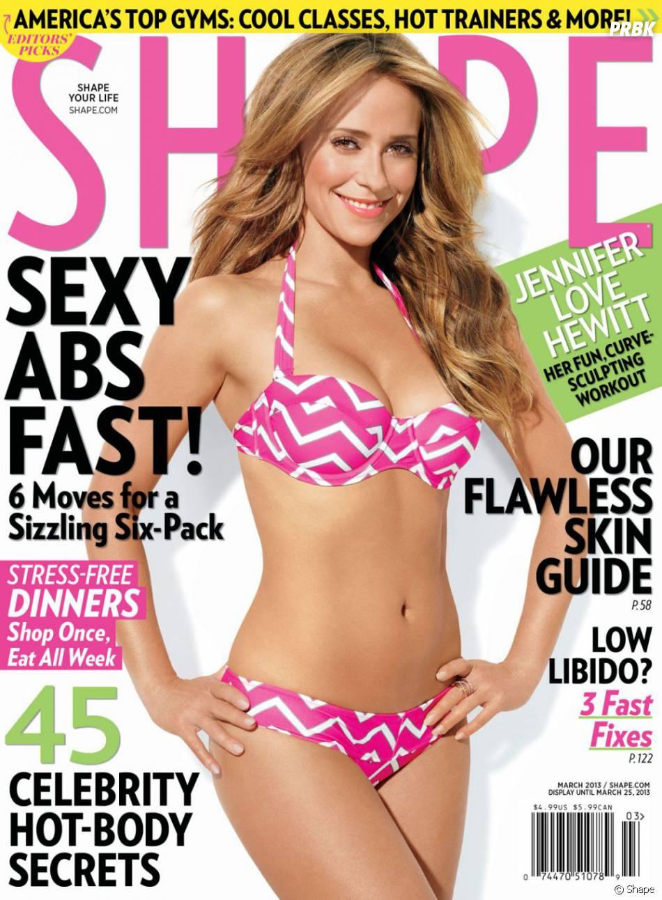 Jennifer Love Hewitt, une vraie bombe