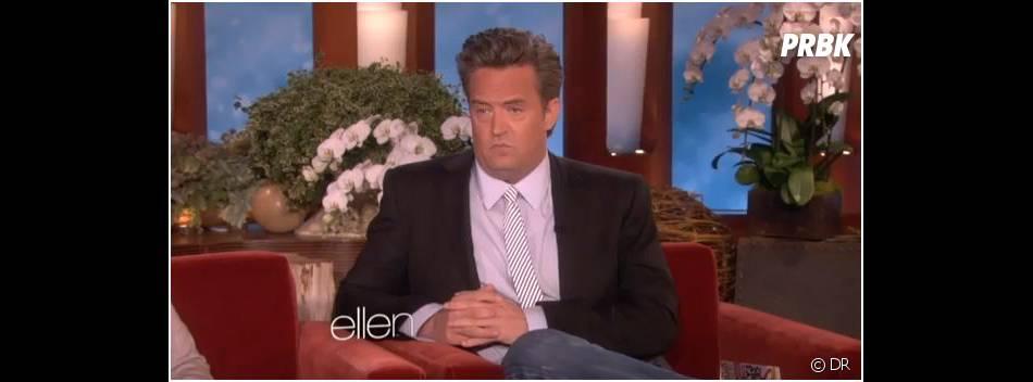 Matthew Perry sans voix face à Jennifer Love Hewitt