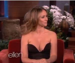 Jennifer Love Hewitt a montré ses seins à la télé américaine