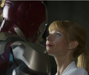 La relation entre Stark et Pepper est mieux exploitée dans Iron Man 3