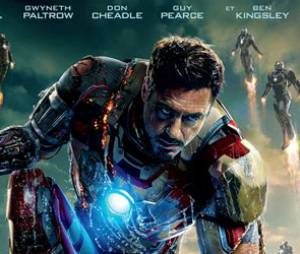 Iron Man 3 est spectaculaire