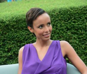 Sonia Rolland, toujours émue en parlant du Rwanda