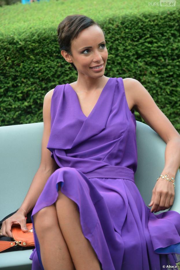 Sonia Rolland : Ravissante maîtresse de cérémonie des Trace Urban ...