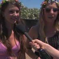 Coachella 2013, le mytho-trottoir de Jimmy Kimmel : les festivaliers font semblant de connaître des groupes inventés