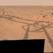 """Mars : un pénis """"extraterrestre"""" photographié sur la planète !"""