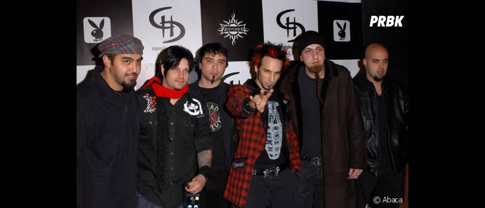 System of a Down, ambiance hard rock à Saint Cloud