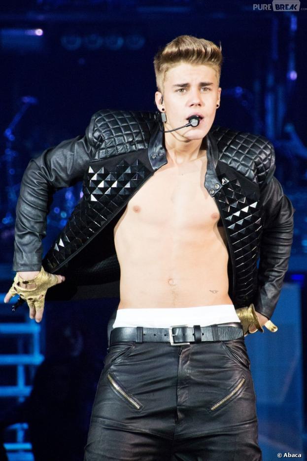 Justin Bieber se fait-il plaisir avant ses concerts ?