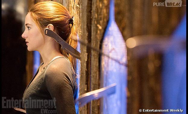 Shailene Woodley dans Divergent