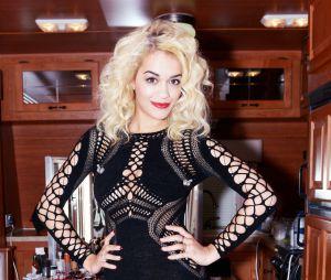 Rita Ora se dévoile
