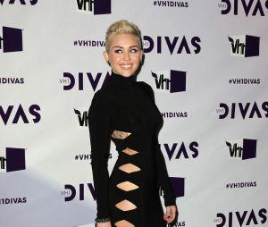 Miley Cyrus pas pudique