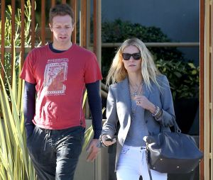 "Chris Martin souvent ""gâté"" par Gwyneth Paltrow"
