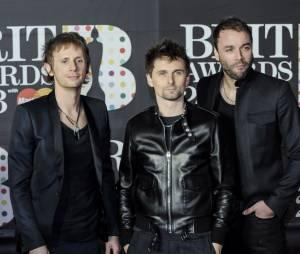 Muse en concert en 2014