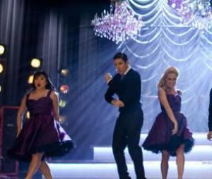 Les New Directions font le show dans Glee