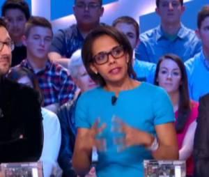 Audrey Pulvar prête à virer Arnaud Montebourg du gouvernement