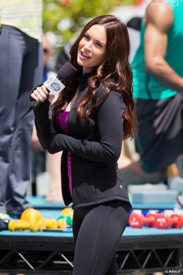 Les Tortues Ninja : Megan Fox en April O'Neil sur les premières ...
