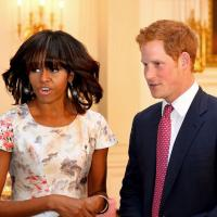 Prince Harry : rencontre avec Michelle Obama à la Maison Blanche