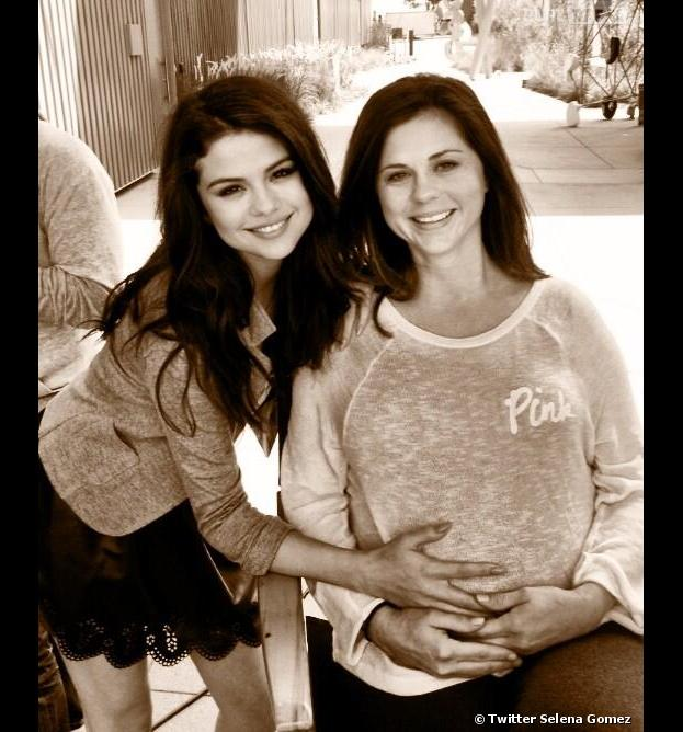 La maman de Selena Gomez est enceinte