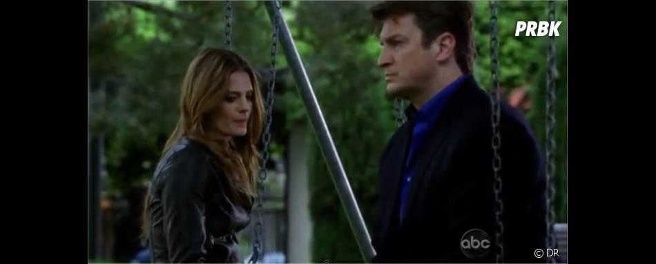 On aura cru à la rupture jusqu'à la dernière seconde dans le final de la saison 5 de Castle