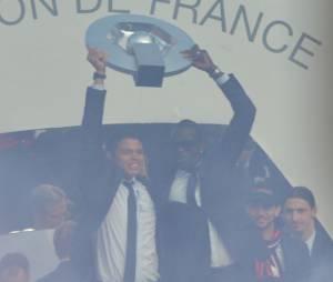 Le PSG, champion de France