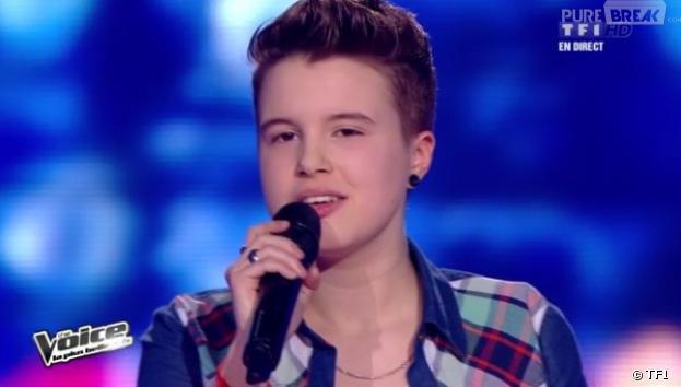 Loîs, candidate de The Voice 2.