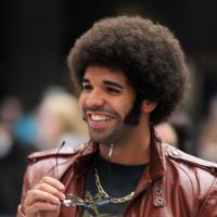 Drake : look afro pour un rôle au cinéma