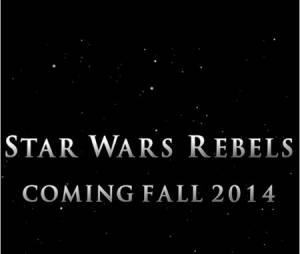 Star Wars Rebels débarquera en 2014