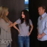 Friends : Jennifer Aniston, Matthew Perry et Courteney Cox réunis dans un sketch !
