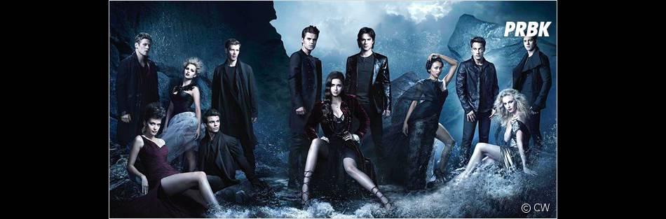 The Vampire Diaries, série la plus nommée aux Teen Choice Awards 2013
