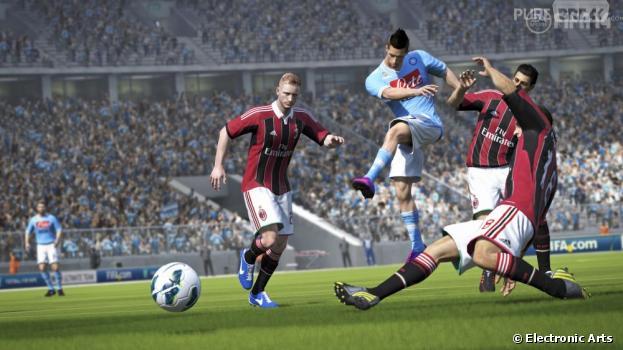 FIFA 14 sortira au mois de septembre